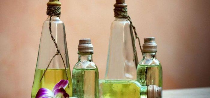 Касторовое масло в бутылках