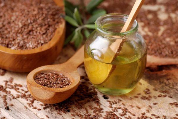 Льняное масло и семена льна