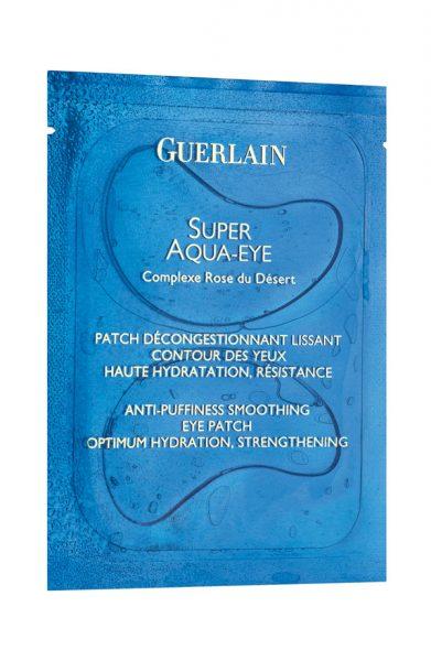патчи Super Aqua-Eye от Guerlain