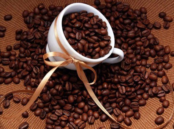 кофейное обёртывание