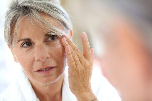 Женщина в возрасте 60 лет