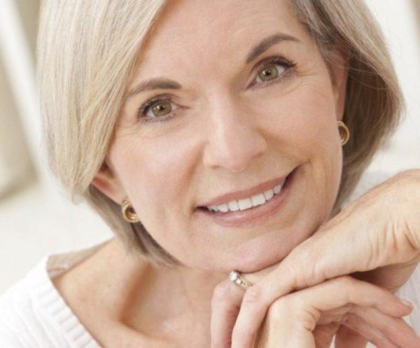 Женщина в 50-летнем возрасте