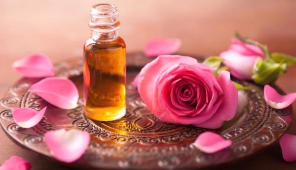 масло розы дамасской