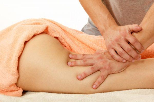 массаж против целлюлита