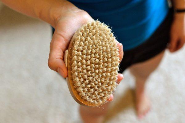 щётка из натуральной щетины кабана