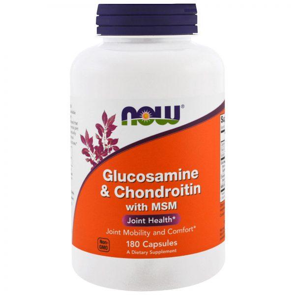 Глюкозамин Now