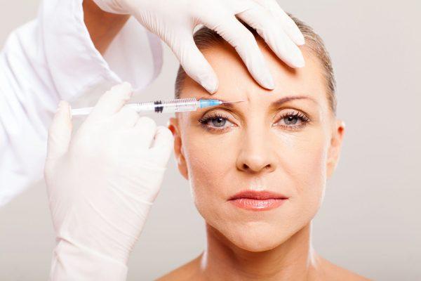 Инъекция ботулотоксина от морщин