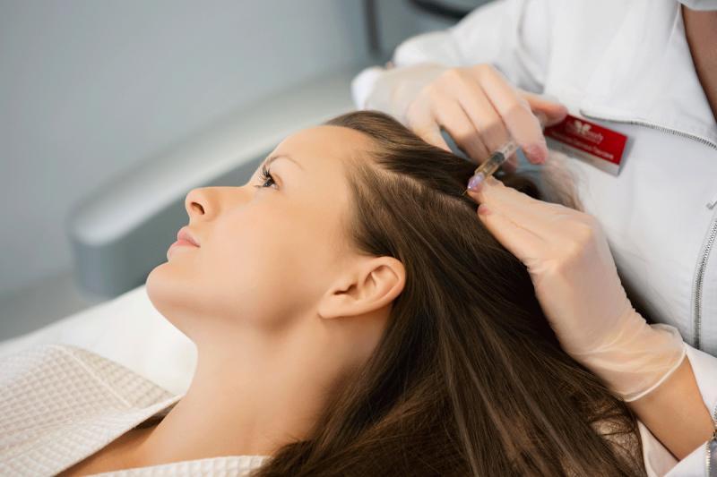 Как проходит процедура лифтинга для волос