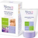 Крем для тела от растяжек Mama Comfort