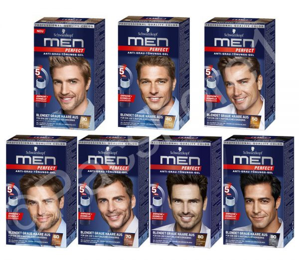Schwarzkopf Professional Men Perfect