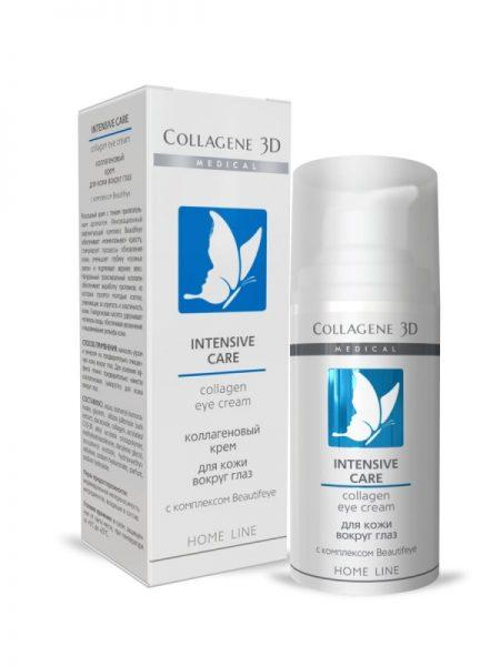 Medical Collagene 3D Крем для кожи вокруг глаз Intensive Care