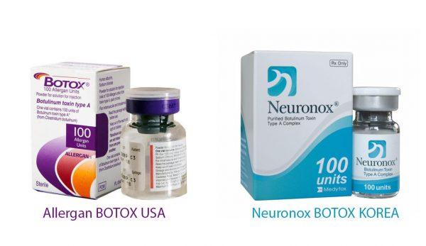 Препарат с ботулотоксином Botox, USA