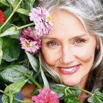 Естественный макияж 60-летней женщины