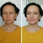 Макияж 40-летней брюнетки