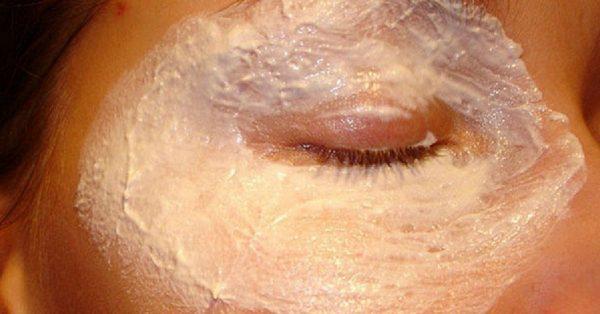 Кремовая смесь от морщин вокруг глаз