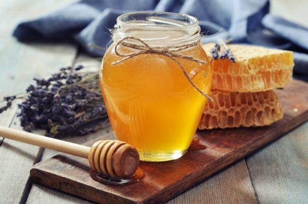 Мёд как ингредиент питательной маски