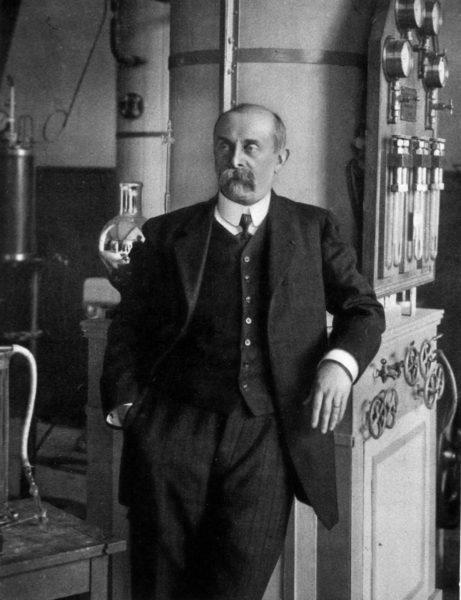 Жак Арсен д'Арсонваль