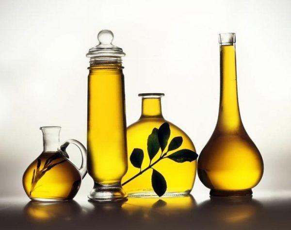 Растительные масла против растяжек