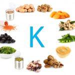 Продукты, содержащие витамин K