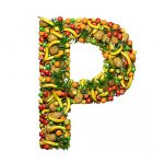 Продукты, содержащие витамин P