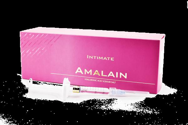 препарат Amalain на основе гиалуроновой кислоты