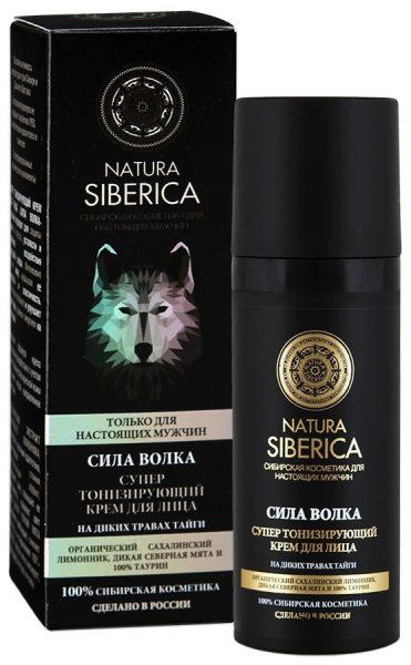 «Сила волка» от Natura Siberica