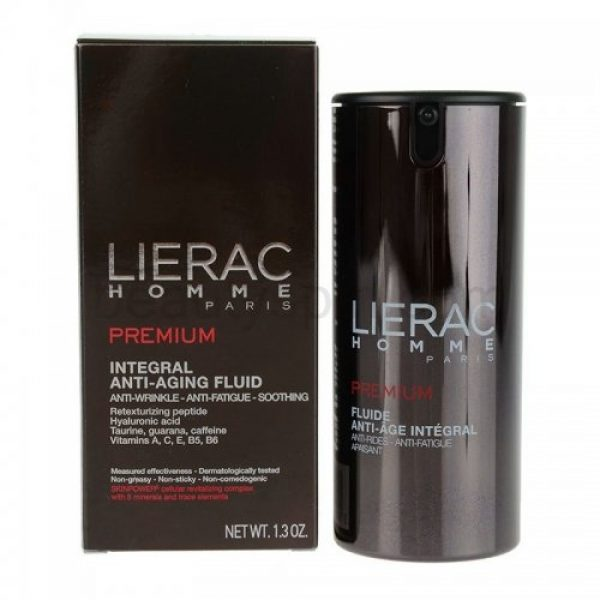 Fluide Anti-Age InteGral от Lierac Homme