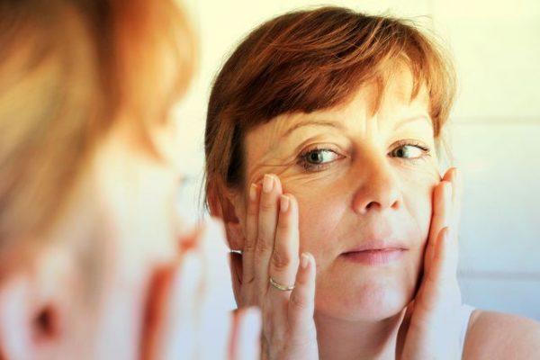 кожа лица после 50 лет