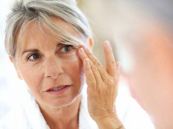 кожа лица после 60 лет
