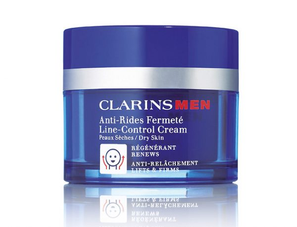 Clarins Men Anti-Rides Fermete Line-Control Cream