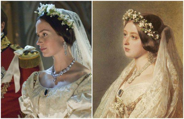Флёрдоранж в венках невест