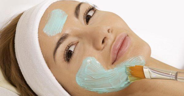 Голубая глина для маски