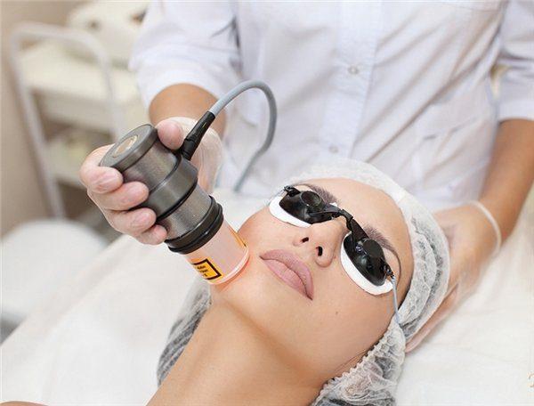 Процедура лазерной биоревитализации