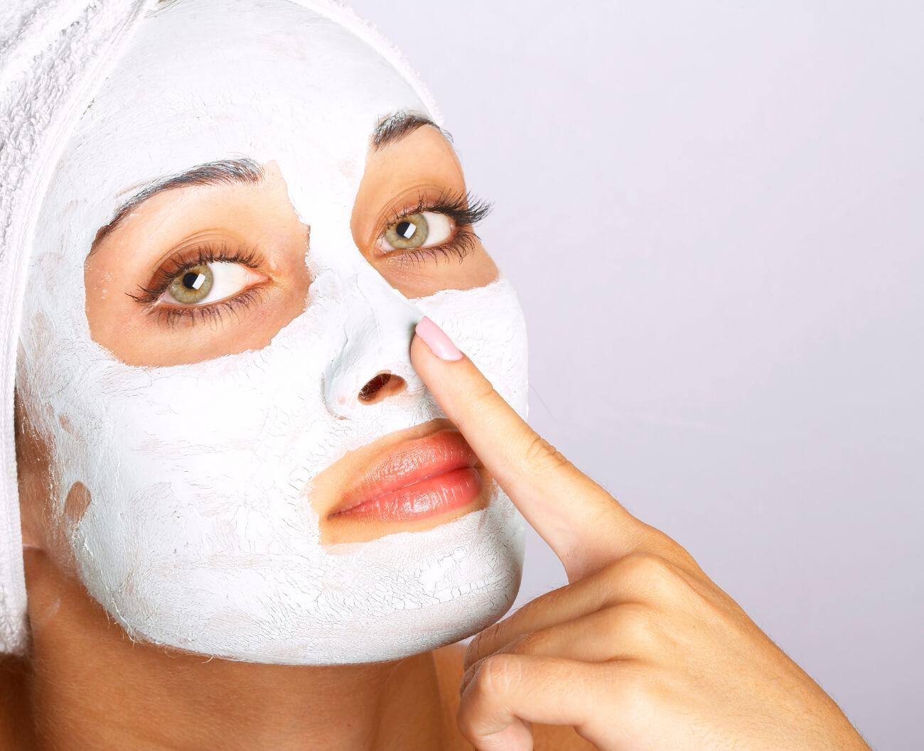 Как сделать маски для лица в домашних условиях от морщин