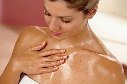 уход с помощью кунжутного масла за кожей тела