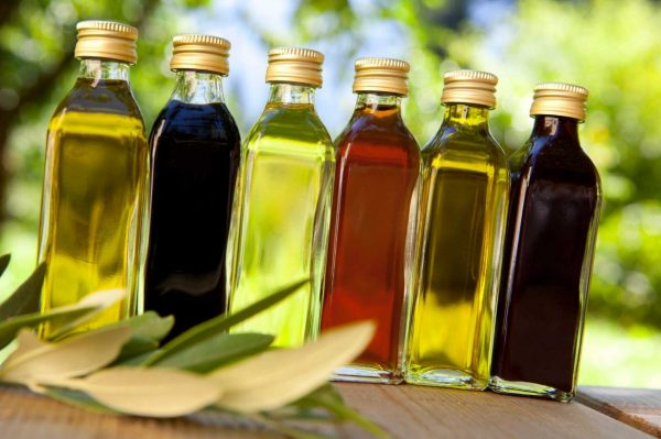 разнообразие видов кунжутного масла