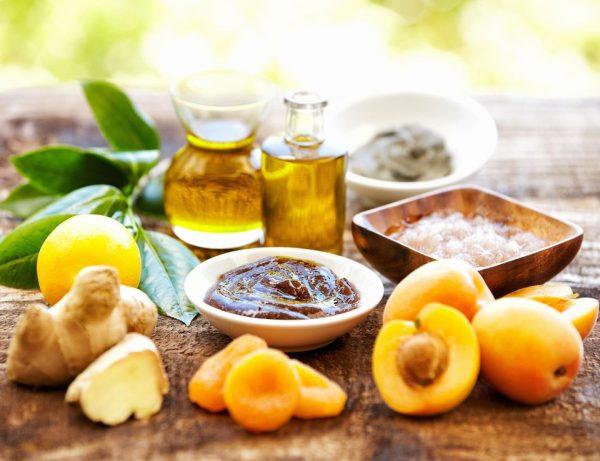 Ингредиенты для домашнего масляного крема
