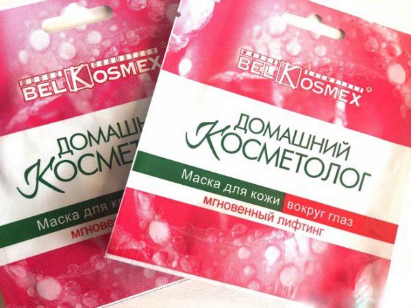 Маска «Домашний косметолог» от Белкосмекс