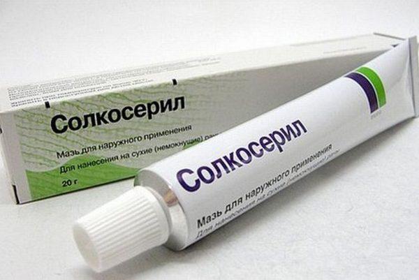 Мазь Солкосерил