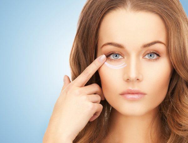 Мешки под глазами: какие кремы и мази помогут