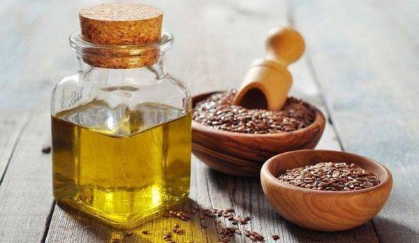 Семена льна и масло