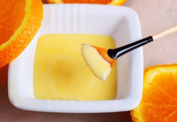 Смесь с маслом апельсина
