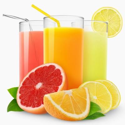 свежевыжатый цитрусовый сок