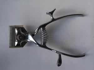 Механическая машинка для стрижки