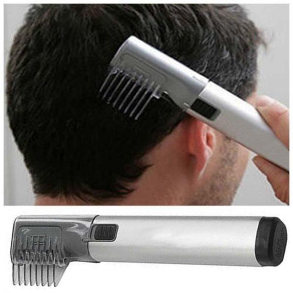 Бритьё волос на затылке
