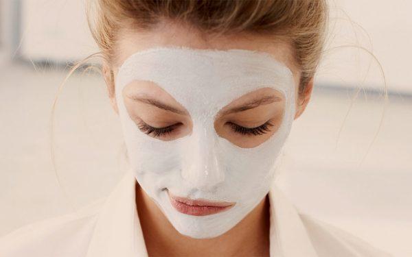 Белковая маска