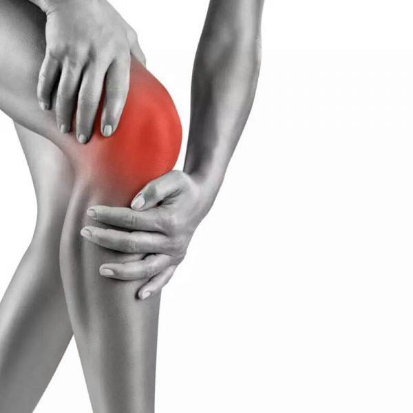 Повреждённая нога
