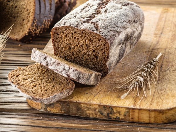 Чёрный хлеб