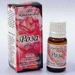 Эфирное масло розы от комбината «Крымская роза»