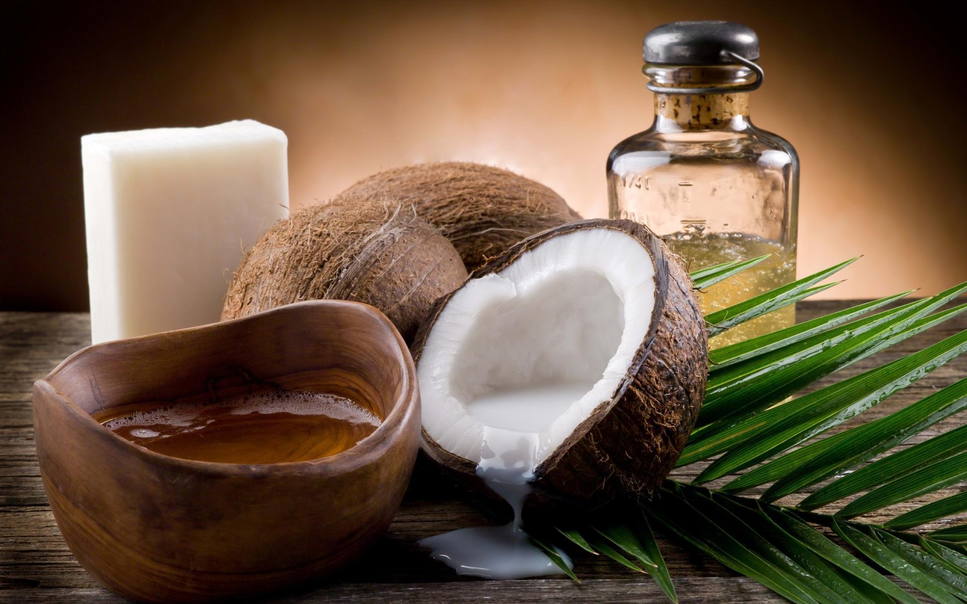 кокосовое масло красивая картинка ответы